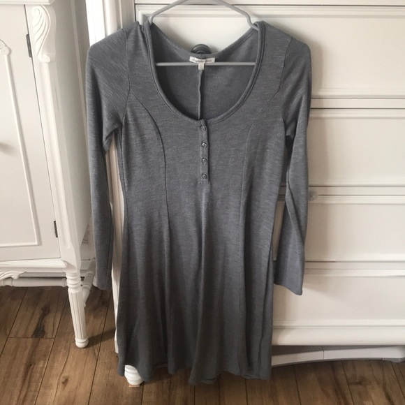 Charlotte Russe Dresses & Skirts - Grey Dress